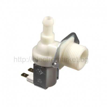 Магнет вентил за пералня - единичен вертикален