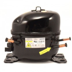 Компресор за хладилник, охладител и друга хладилна техника Sikelan MS-QD65YG 93W фреон R600a I Двигател за хладилник