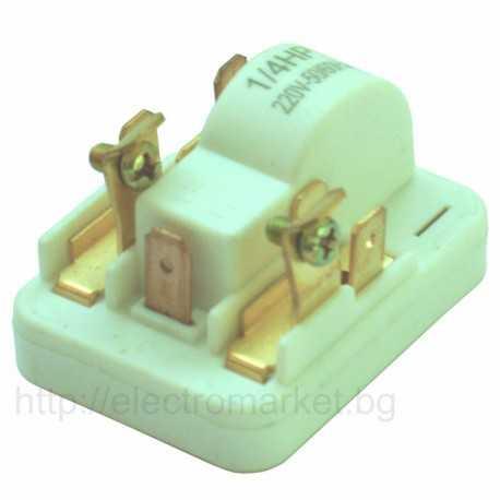 Пусково реле за компресор за хладилник PTC PP1100