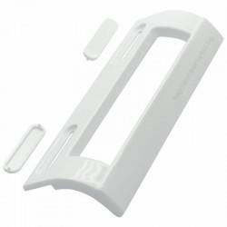 Дръжка за хладилник, бяла, универсална, дължина 196мм