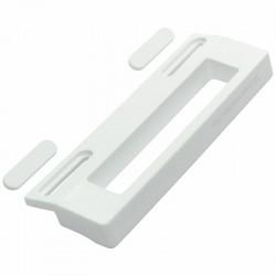 Дръжка за хладилник, бяла, универсална, дължина 188мм