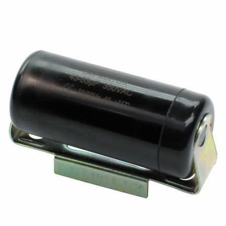Кондензатор пусков 43-53µF / 350V