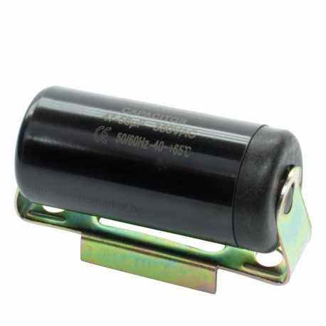 Кондензатор пусков 47-56µF / 350V