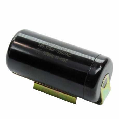 Кондензатор пусков 145 - 175 µF / 350V