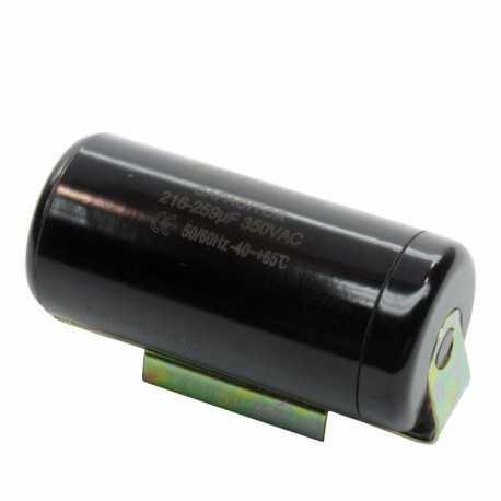 Кондензатор пусков 216-259µF / 350V