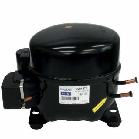 Компресор за хладилник WZ-GQR16TG, среднотемпературен