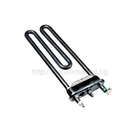 Нагревател за пералня 1700W Ariston Merloni - Indesit с термопредпазител и отвор