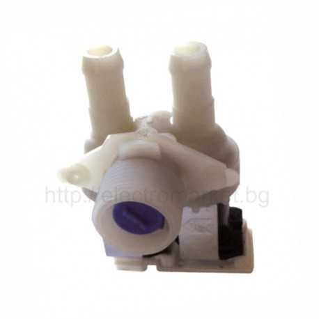 Магнет вентил за пералня WHIRLPOOL - двоен хоризонтален