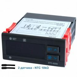 Температурен контролер STC-9200