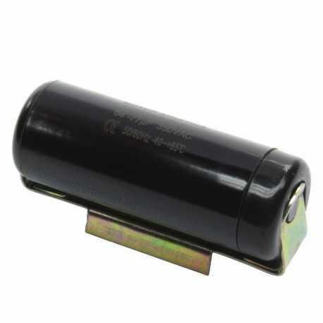 Кондензатор стартов 64-77µF / 350V