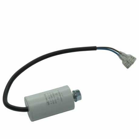 Кондензатор работен 4µF ±5% 450V AC с кабел