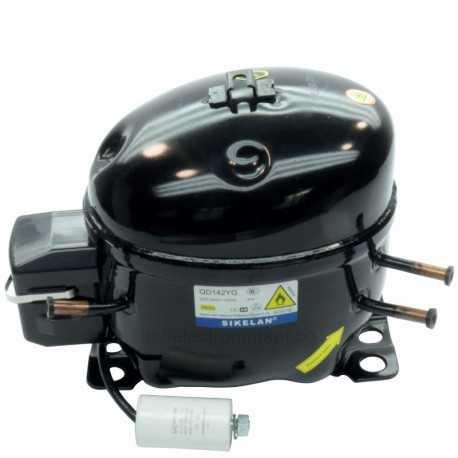Компресор за хладилник WQ-QD142YG, R600a 240W