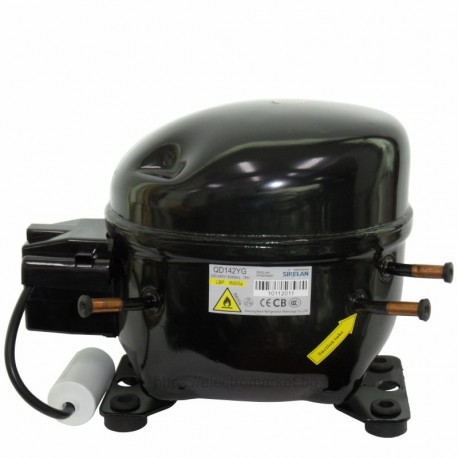 Компресор за хладилник MQ-QD142YG, R600a 240W